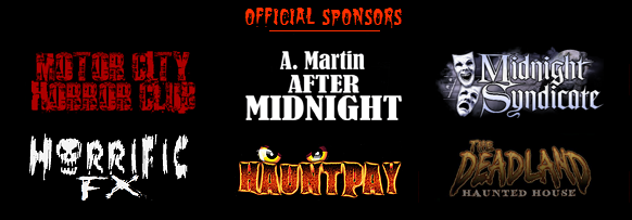 The official sponsors of Haunted Radio!
